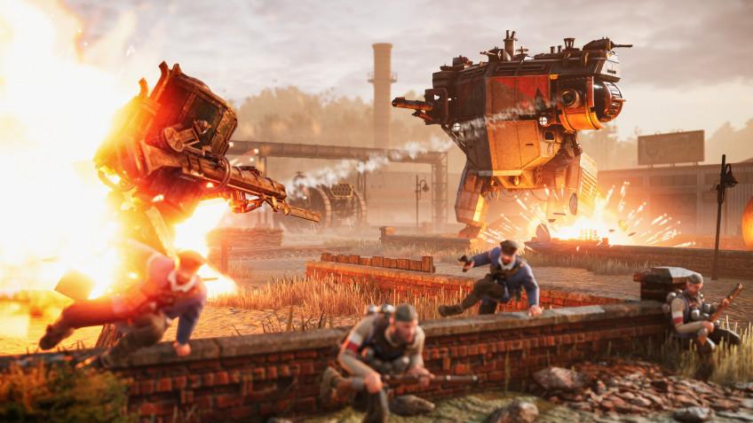 Авторы Iron Harvest рассказали о развитии игры в сентябре