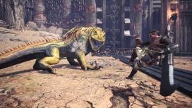 Авторы Monster Hunter: World показали игровой процесс дополнения Iceborne