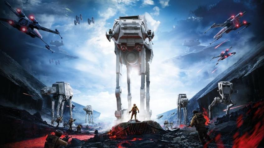 Первый трейлер Star Wars: Battlefront2 покажут в середине апреля