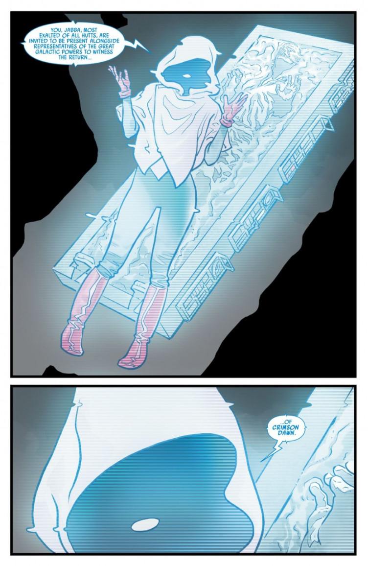 В комиксах по «Звёздным войнам» вернули персонажа из фильма про Хана Соло2