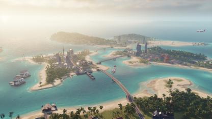 Tropico6 станет временно бесплатной в Steam