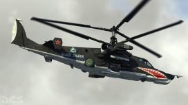 В War Thunder прилетят Ка-50 «Черная акула» и Ми-28Н«Ночной охотник»