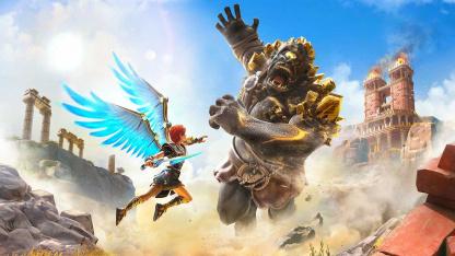 Тесты: Immortals Fenyx Rising работает в честном 4К только на PS5
