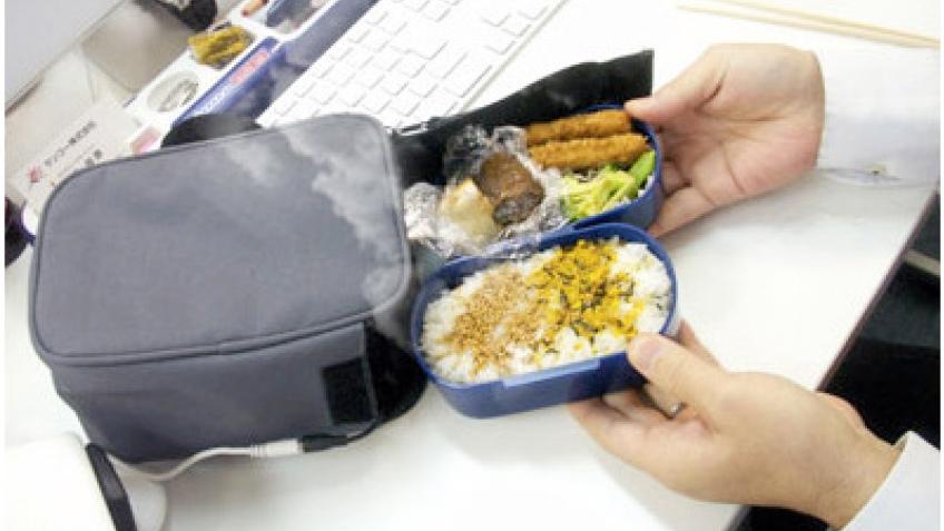 USB-грелка для еды