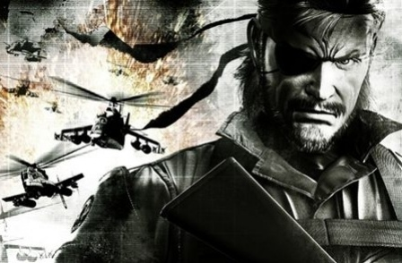 Metal Gear Solid: Peace Walker выпустят на PS3