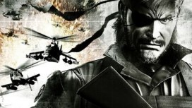 Metal Gear Solid: Peace Walker выпустят на PS3