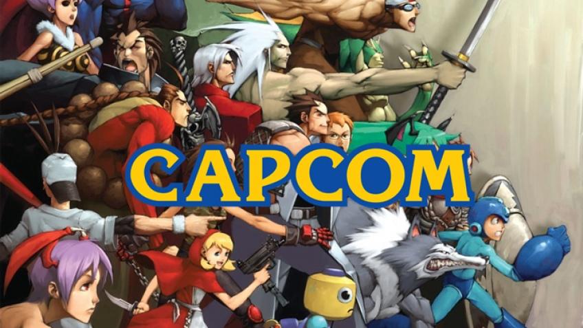 Шесть игр от Capcom