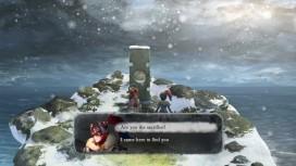 В релизном трейлере I am Setsuna показали мир игры и боевую систему