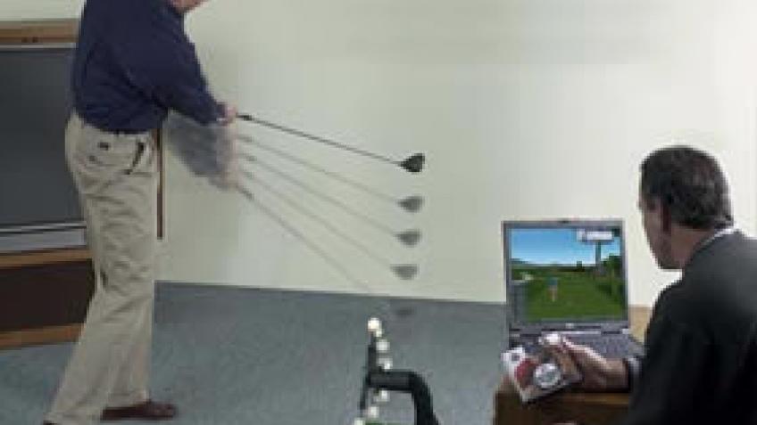 Настоящий гольф