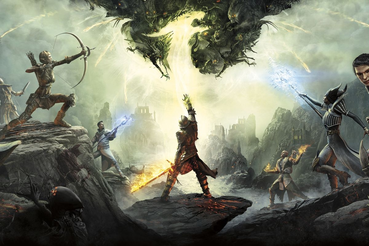 BioWare уже работает над новой частью Dragon Age
