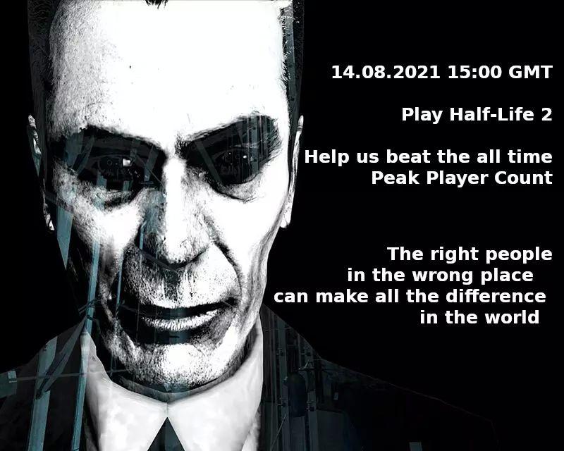 Поклонники Half-Life 2 поставили рекорд посещаемости1