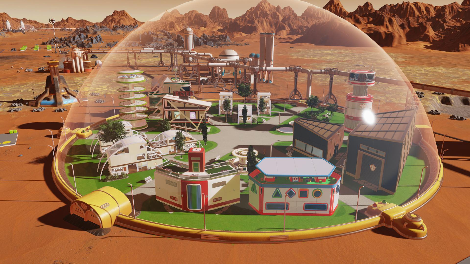 Humble раздаёт Surviving Mars для Steam — до14 июня