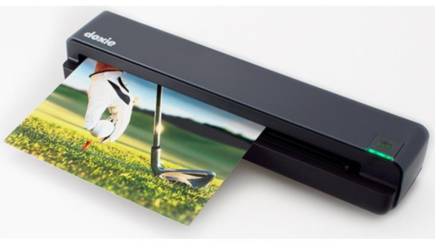 Doxie One: портативный сканер за $150