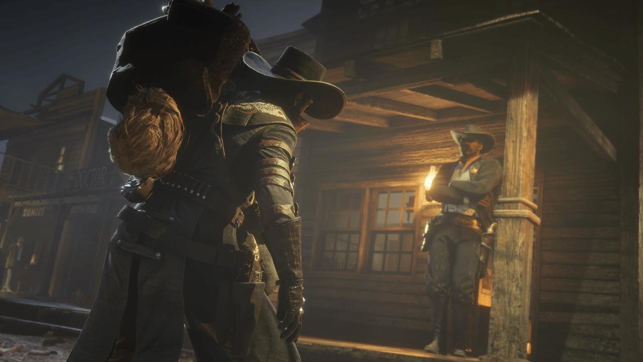 В Red Dead Online началась неделя охотников за головами