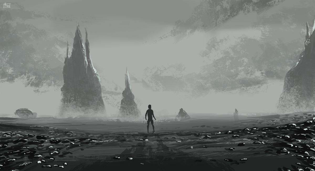E3 2018: Хидэо Кодзима показал задницу в дебютном трейлере Death Stranding
