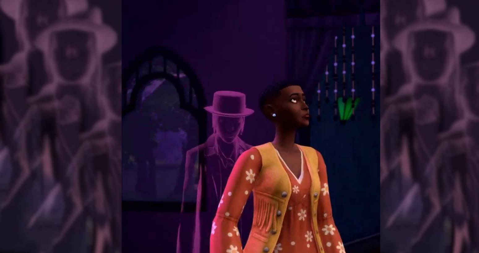 Скелехильда вернётся в The Sims4 с контентным набором «Сверхъестественное»