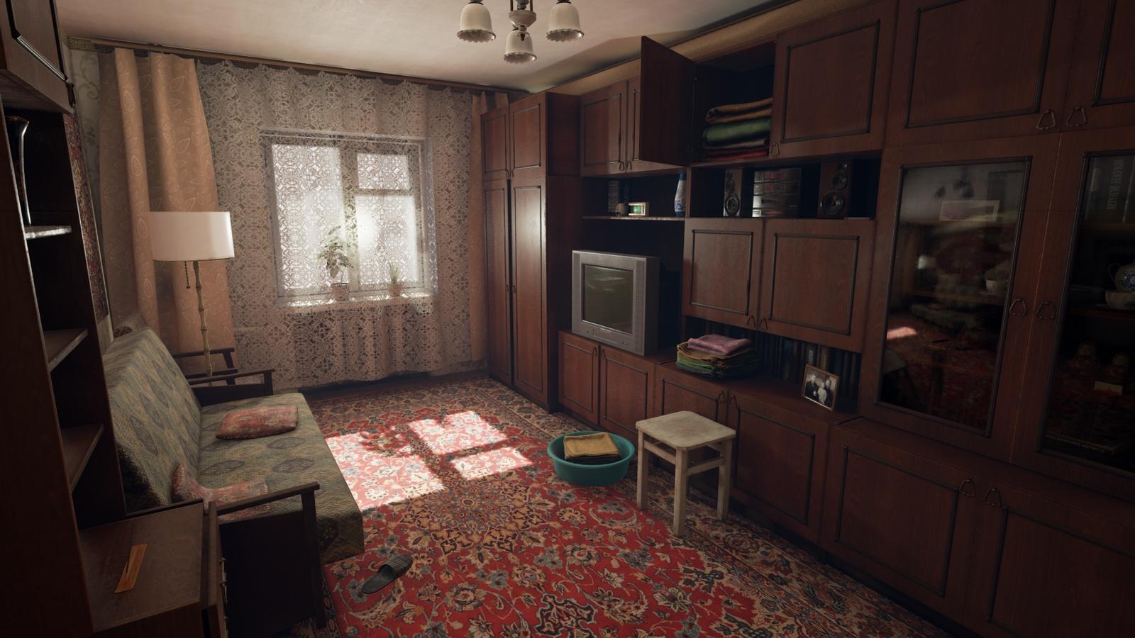Опубликовано более18 минут геймплея коммунального хоррора Twin Soul
