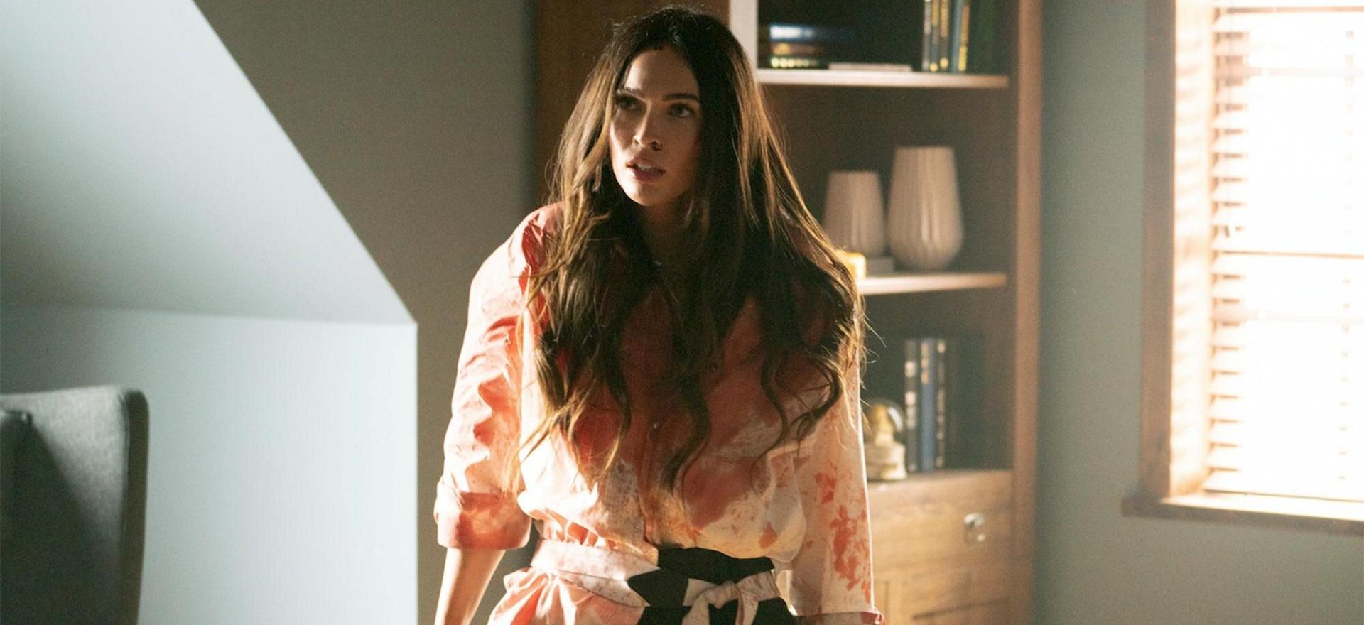 Меган Фокс сражается против убийц в трейлере триллера «В западне»