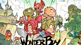 В Wonder Boy: The Dragon's Trap можно будет выбрать графический режим