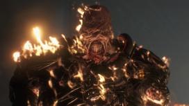 Второй трейлер ремейка Resident Evil3 посвящён Немезису