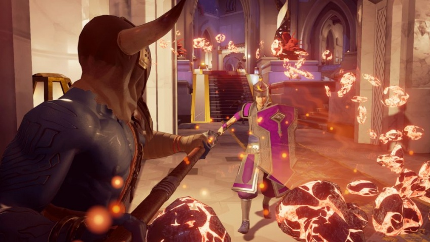 Авторы Chivalry: Medieval Warfare показали тизер Mirage: Arcane Warfare