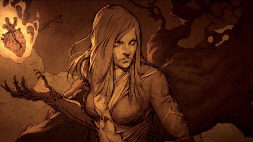 Эксклюзив Игромании: в новом трейлере Rise of Necromancer для Diablo3 показали некромантку