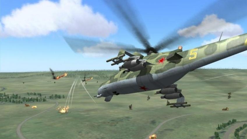 Современный воздушный бой по-русски