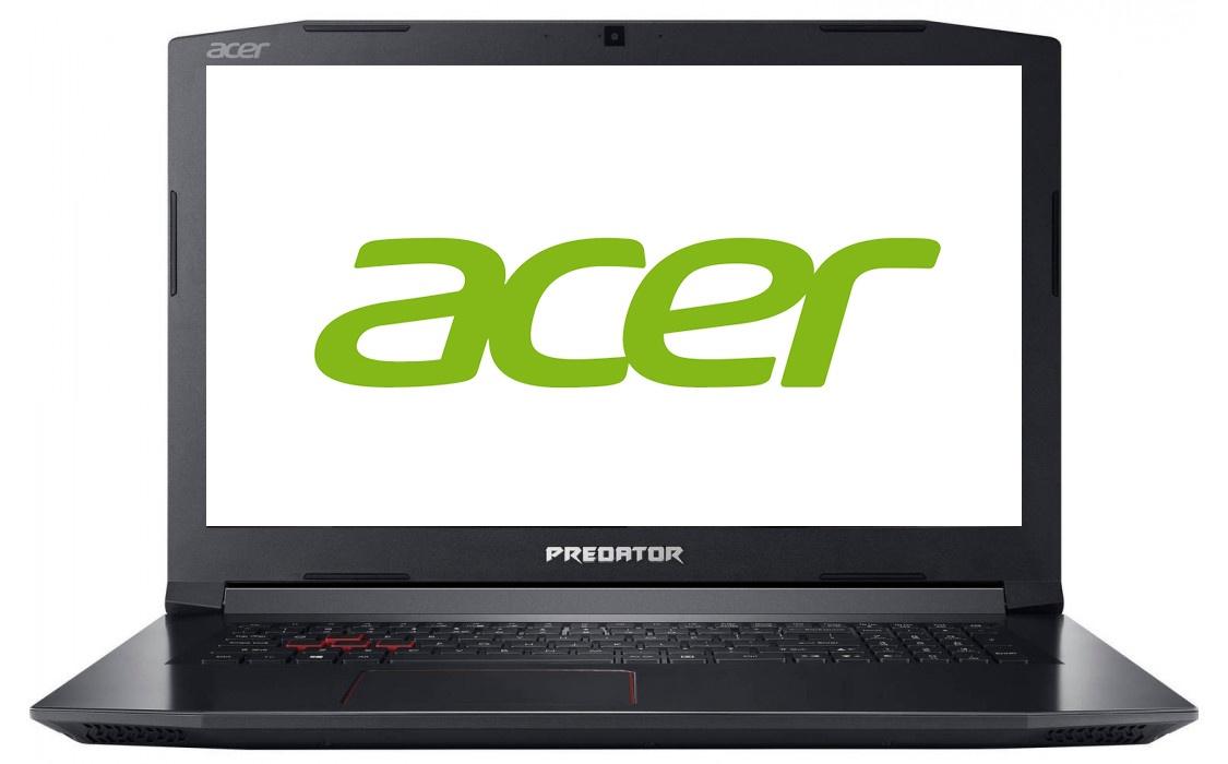 В Россию привезли игровые ноутбуки Acer Predator Helios 300 и Triton 500