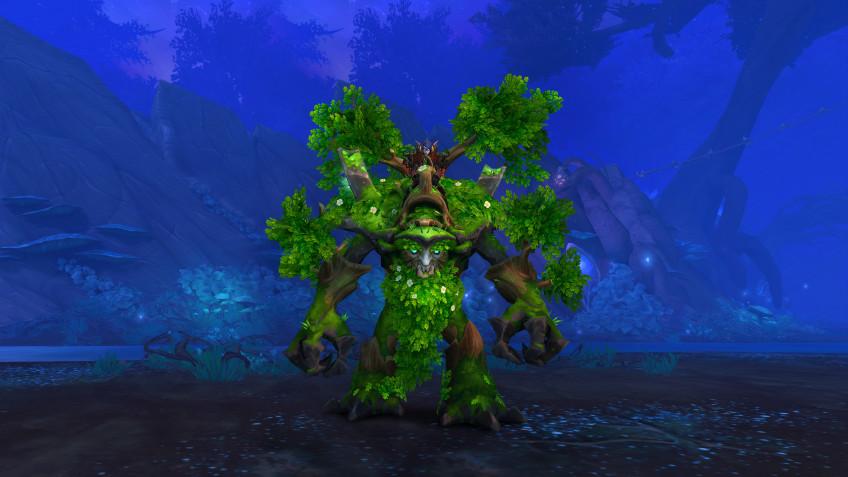 World of Warcraft: Shadowlands получит обновление9.0.5 в марте