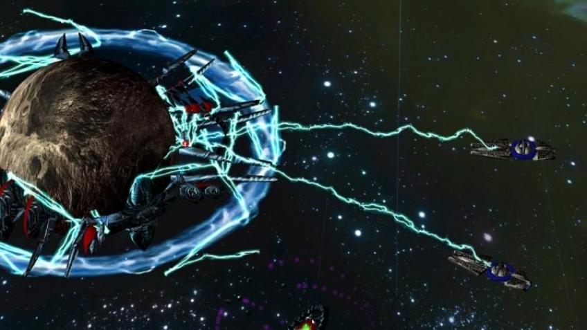 Объявление галактической войны