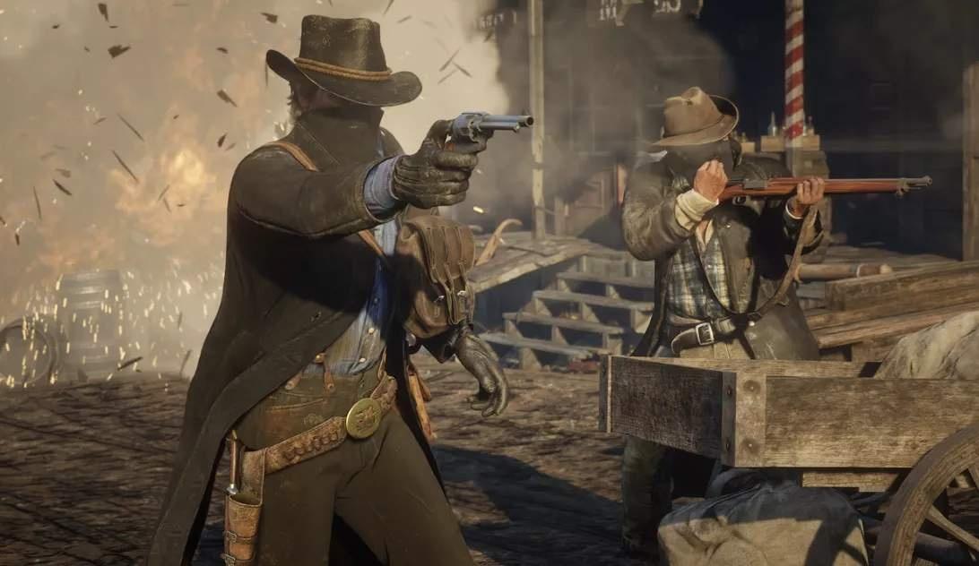 Энтузиасты показали, как может выглядеть Red Dead Redemption2 с трассировкой лучей