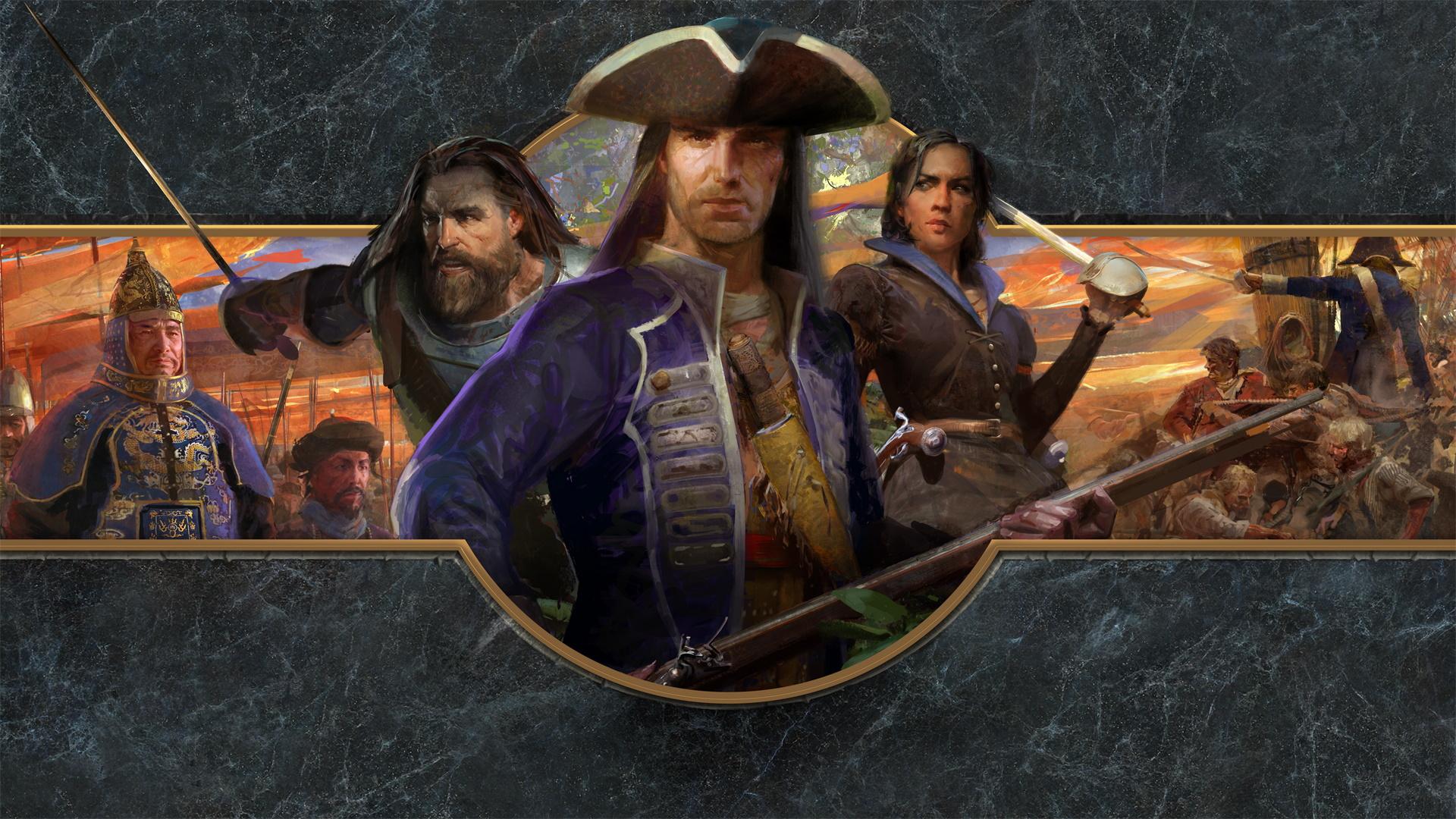 На PC состоялся релиз Age of Empires III: Definitive Edition