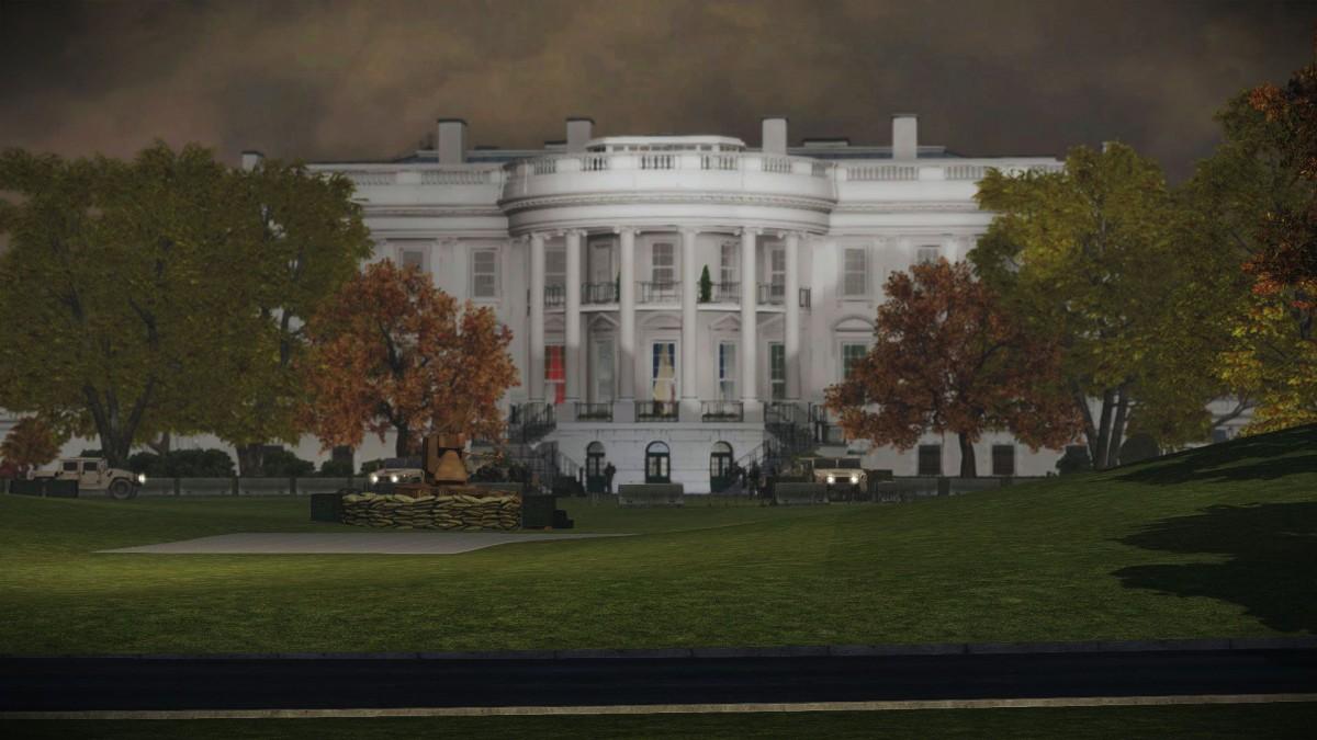 Герои Payday2 ограбят Белый дом