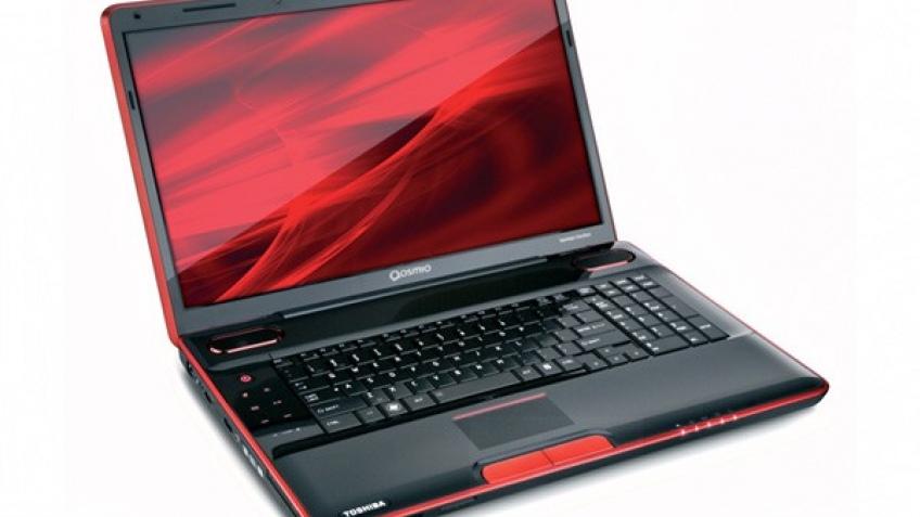 Новый Toshiba Qosmio получил GeForce GTX 460M