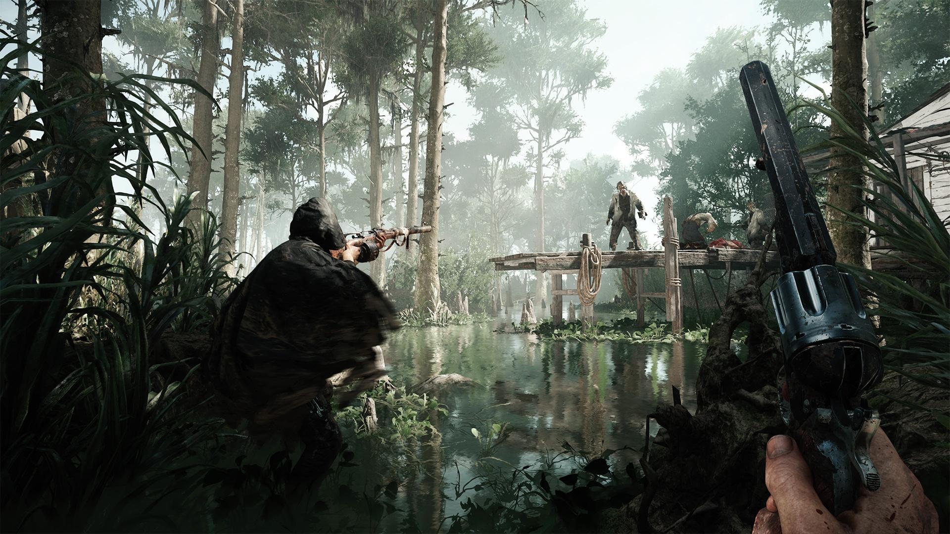 Hunt: Showdown вышла на PlayStation4