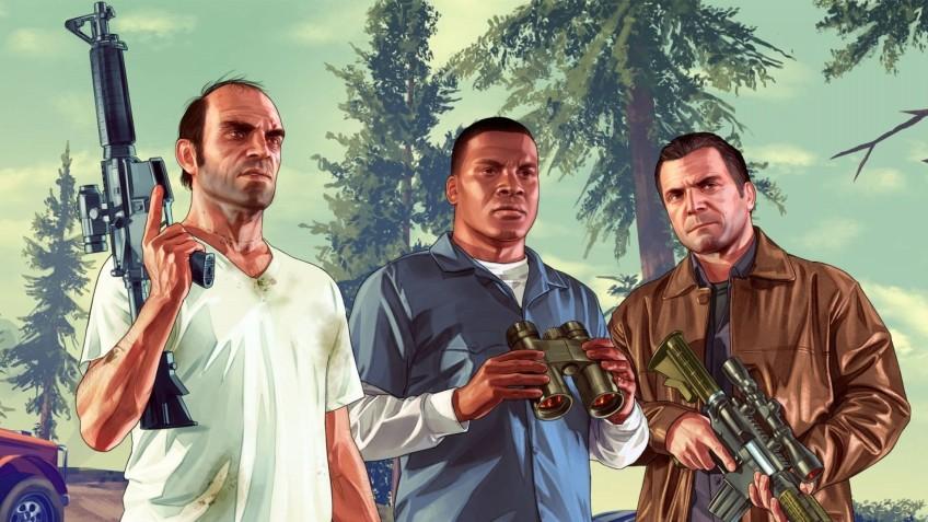 Grand Theft Auto V лидирует в чарте продаж EMEAA-региона седьмую неделю подряд