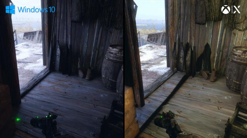 Первый анализ Metro: Exodus для Xbox Series показал компромиссы для рейтрейсинга6