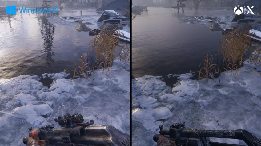 Первый анализ Metro: Exodus для Xbox Series показал компромиссы для рейтрейсинга5