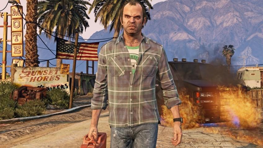 Grand Theft Auto V удерживает лидерство в чарте продаж EMEAA-региона