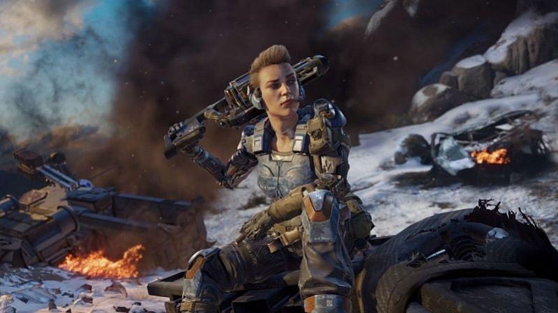 Call of Duty: Black Ops3 принесла 550 миллионов долларов за выходные
