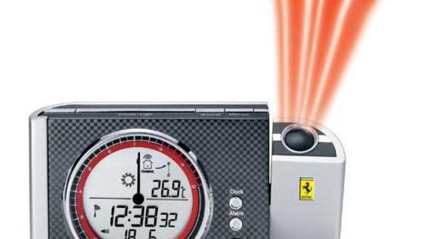 Часы от Ferrari