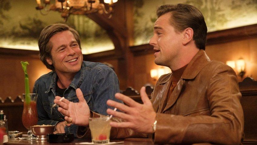 «Однажды в Голливуде» собрал в российском прокате больше миллиарда рублей