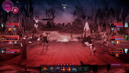 Бета-тестирование Rogue Lords продлили, игру покажут на Steam Next Fest