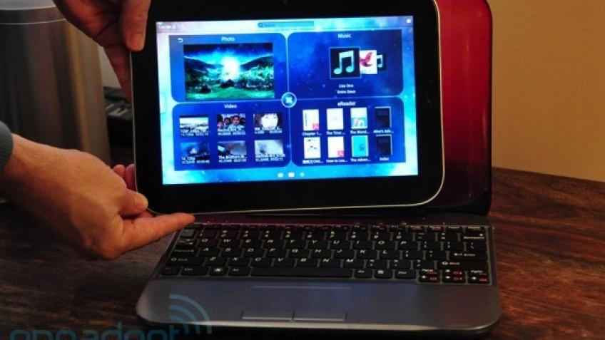 Гибридный ноутбук-планшет Lenovo все же существует