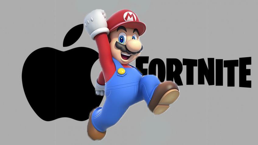 Bloomberg: в споре Apple и Epic виновата Nintendo. История тех самых 30%