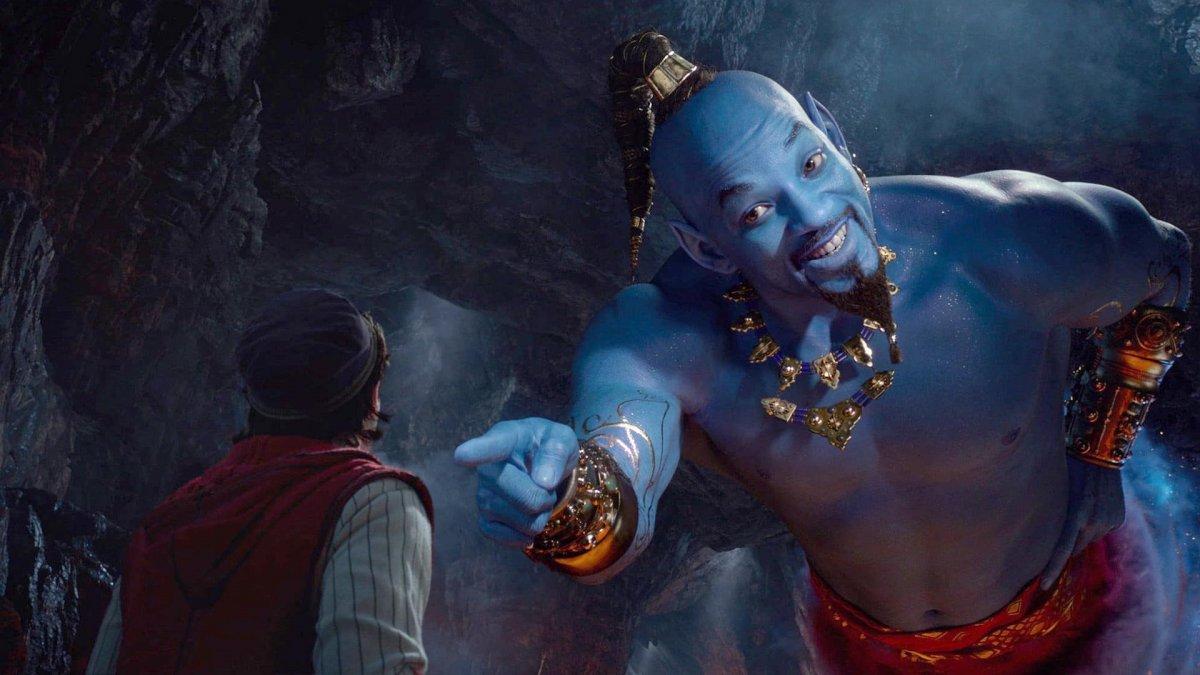 Disney уже работает над сиквелом «Аладдина»