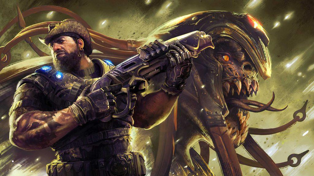 Трейлер и подробности пятой операции Hollow Storm для Gears5