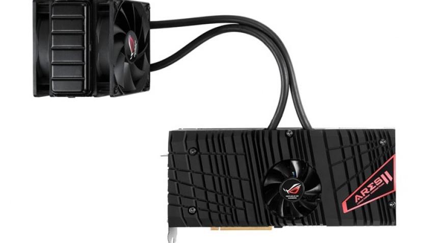 Двухчиповая видеокарта AMD называется Radeon R9 295X2