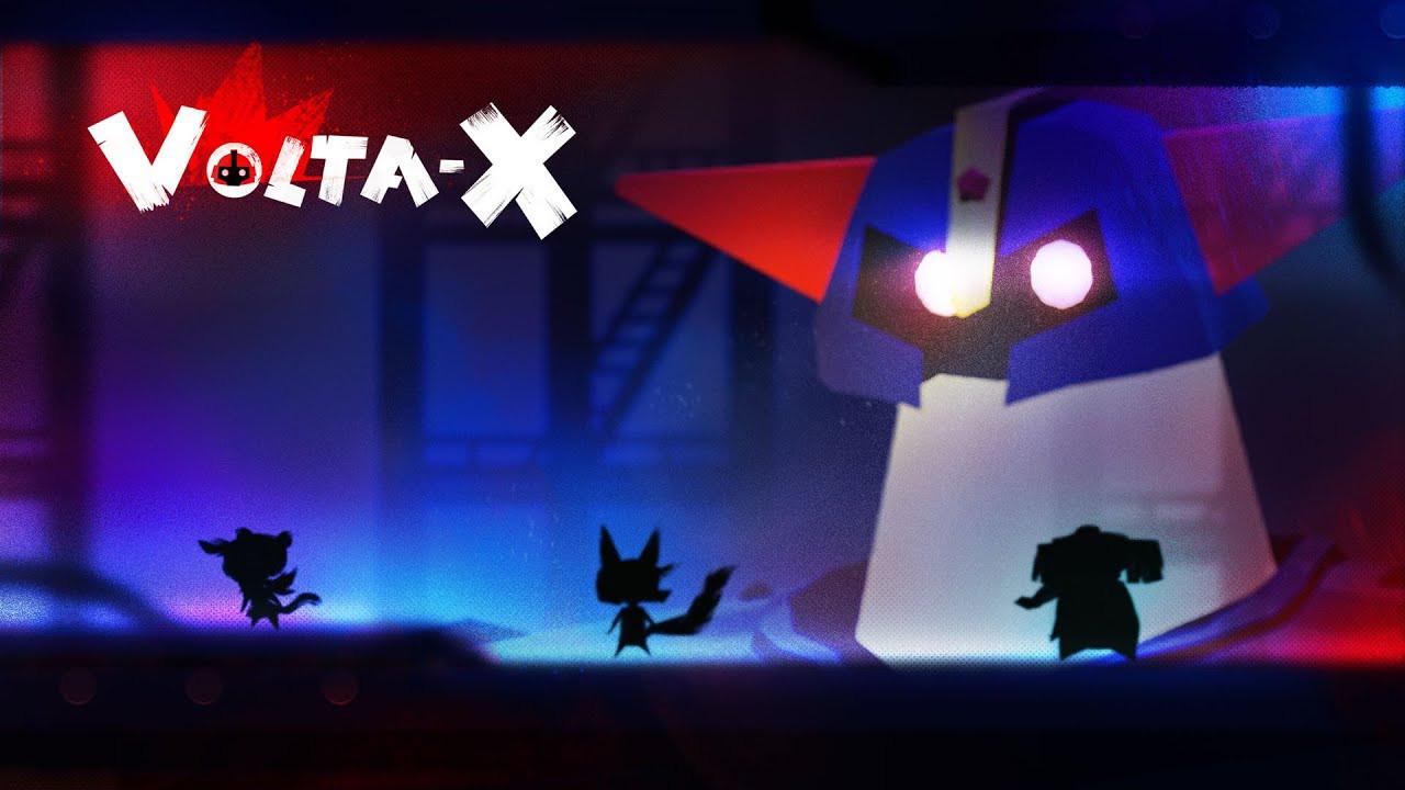 Volta-X выйдет на Nintendo Switch и РС 12 августа — Игромания