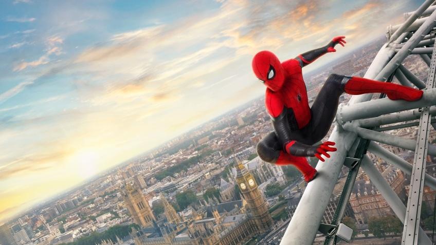 «Человек-паук: Вдали от дома» собрал почти 600 миллионов долларов